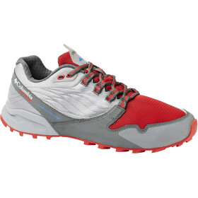 Columbia Alpine FTG - Chaussures running Homme - gris/rouge
